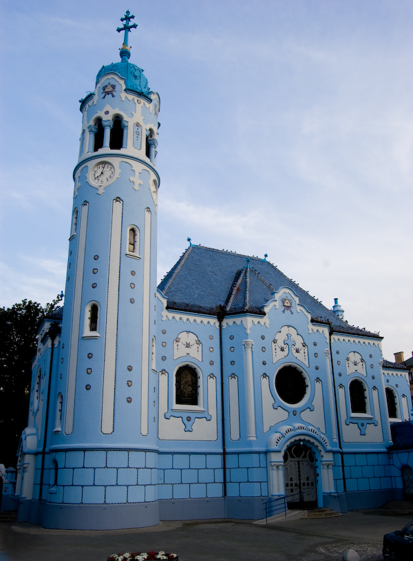 Kék templom