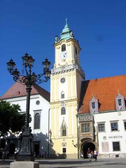 Óvárosháza